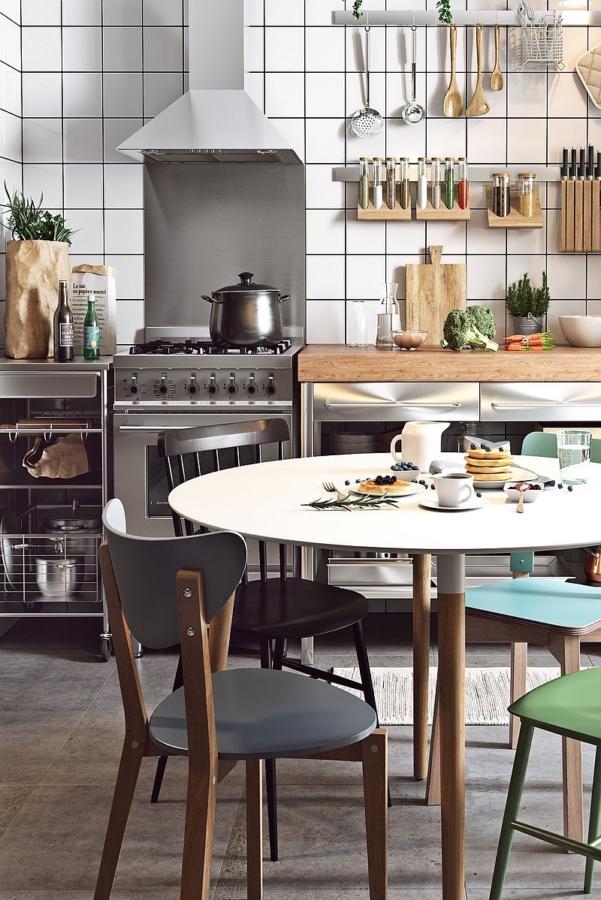 М'якість кольорів та натуральні матеріали притамані скандинавському стилю