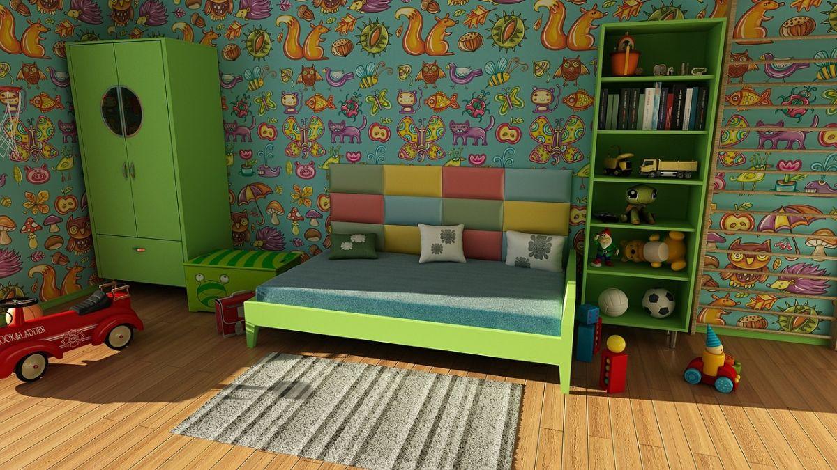 Оформлення дитячої кімнати: 4 типові помилки
