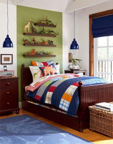 Додаткові світильники біля дитячого ліжка