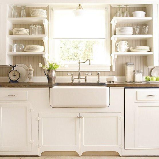 Дизайн кухні білого кольору: сучасний погляд на класику