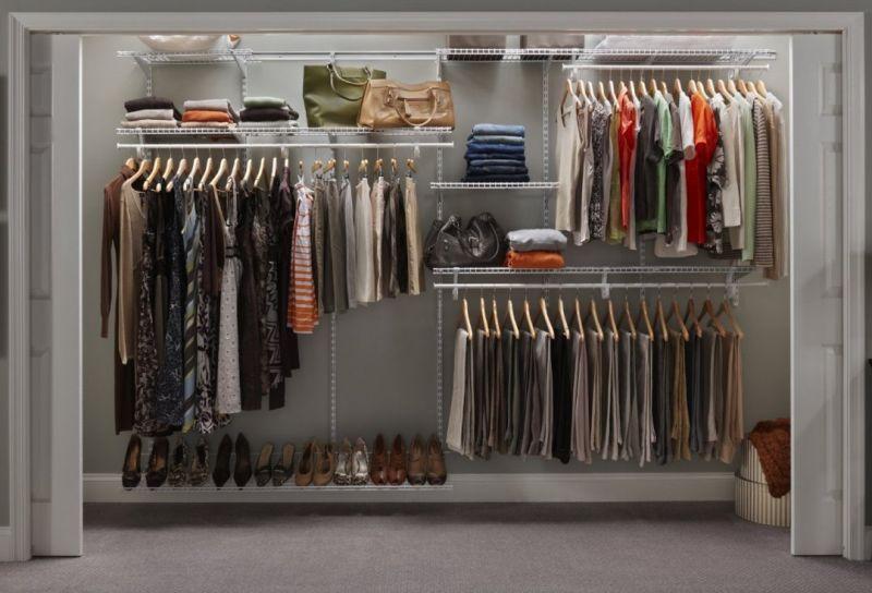 Ідеальний гардероб: основні правила зберігання
