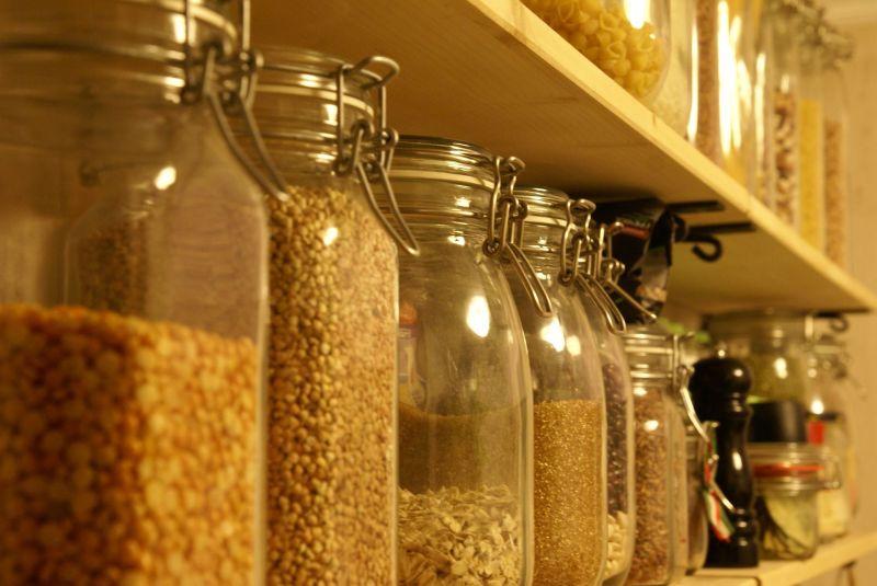 Скляні банки для продуктів