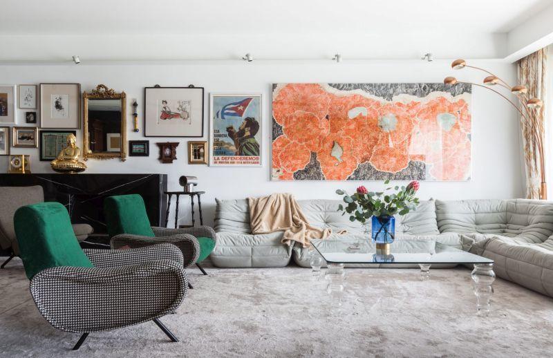 Надмірне оздоблення стін декоративними елементами