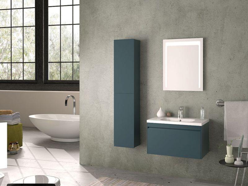 Оздоблення вощеним бетоном - модна тенденція в інтер'єрі ванних кімнат 2021