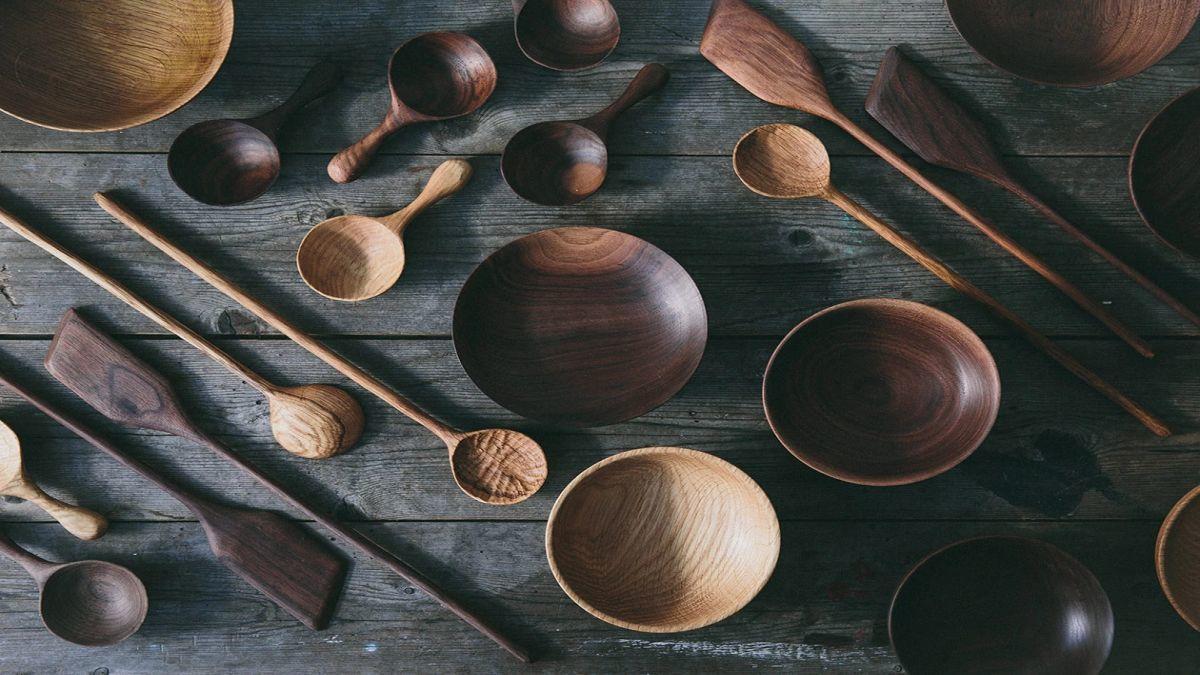 Дерев'яний посуд: головні правила догляду