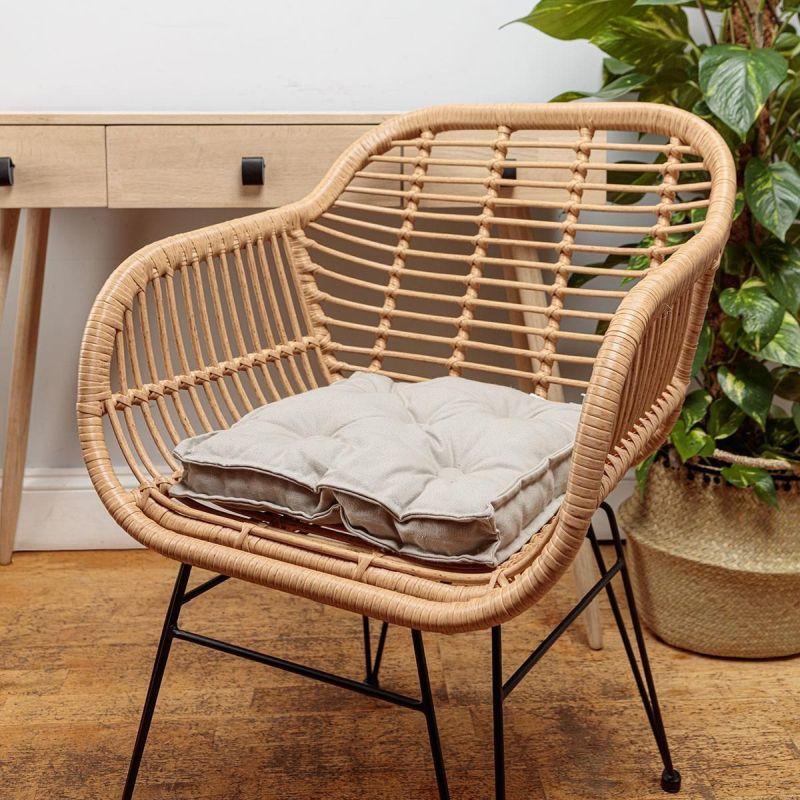 Старі тренди в інтер'єрі: плетені меблі